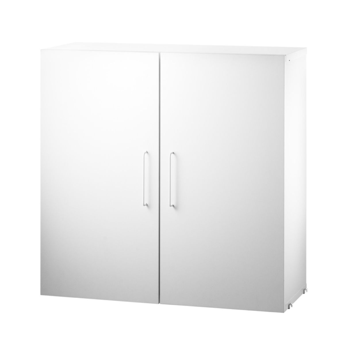 String Works filing cabinet, white