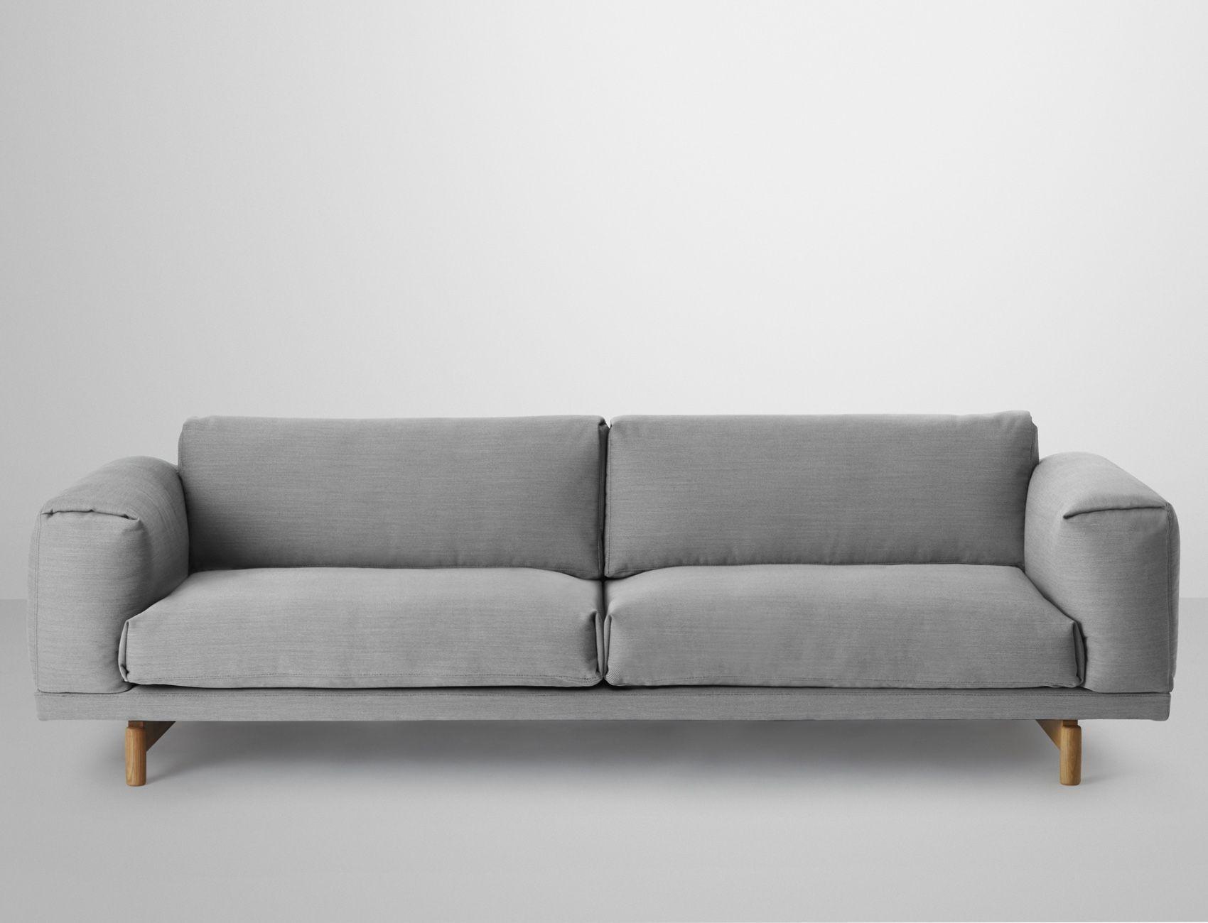 Muuto Rest Sofa - Grey