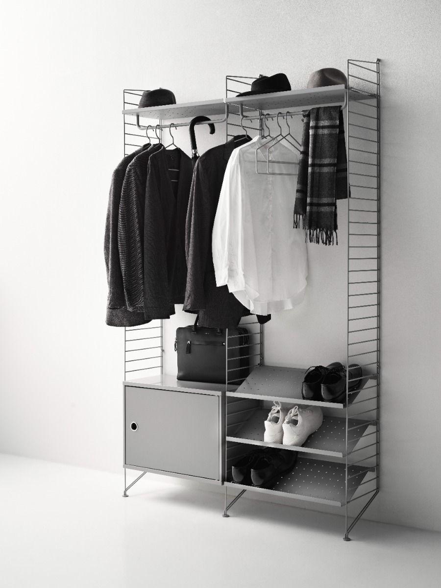 String Cabinet  with Swing Door
