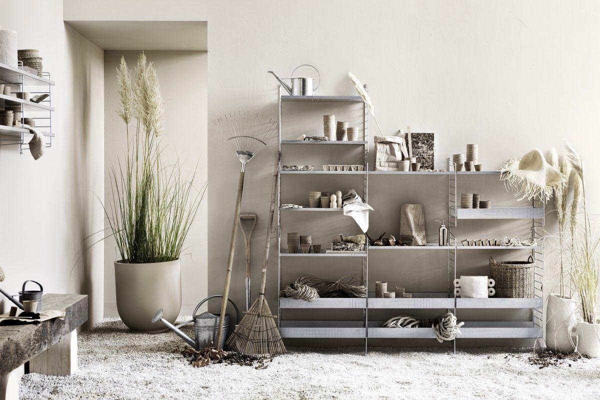 String Outdoor Shelves 58 x 30