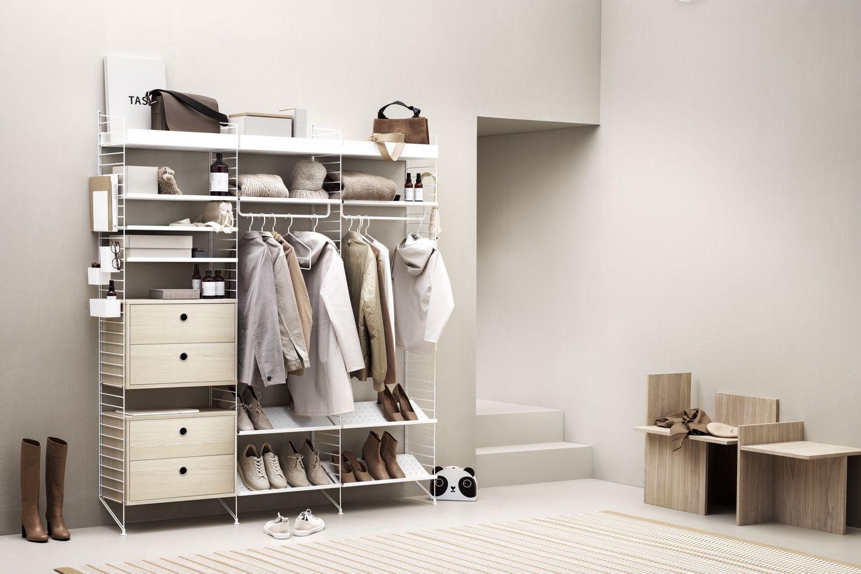 String Drawer Cabinet 58 x 30cm