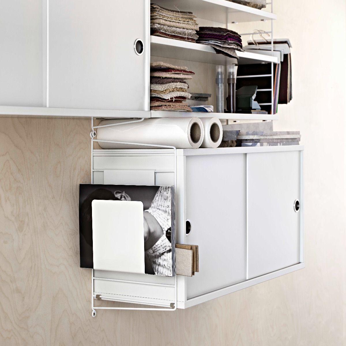 String Cabinet 78 x 30cm