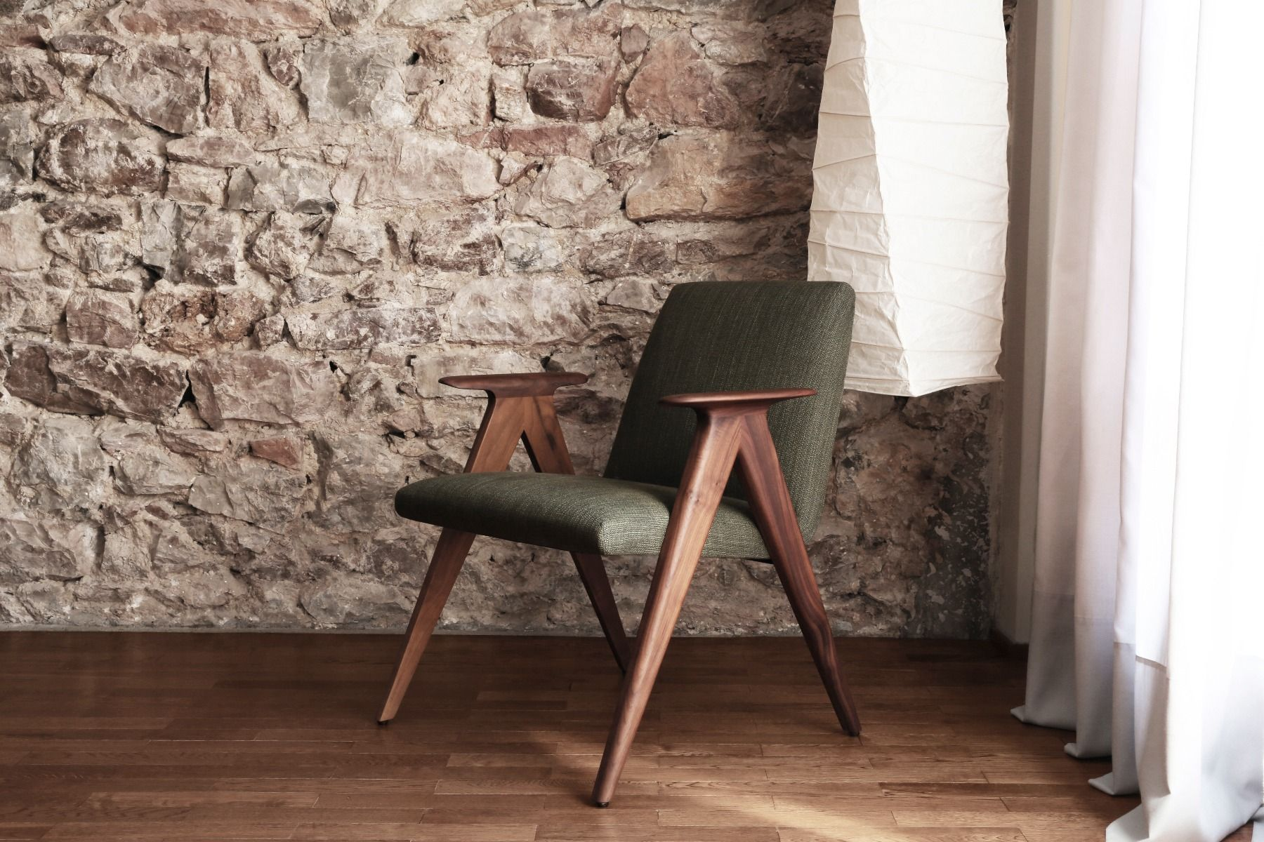 STUA libera arm chair