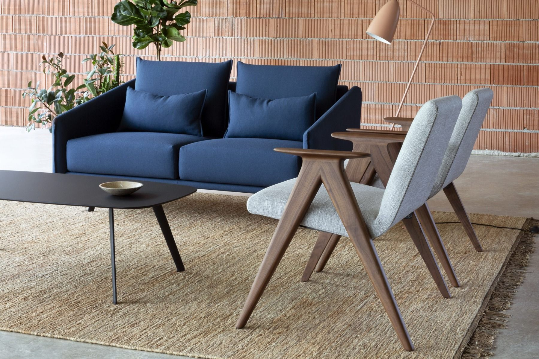 STUA Costura Sofa - 2 Seater