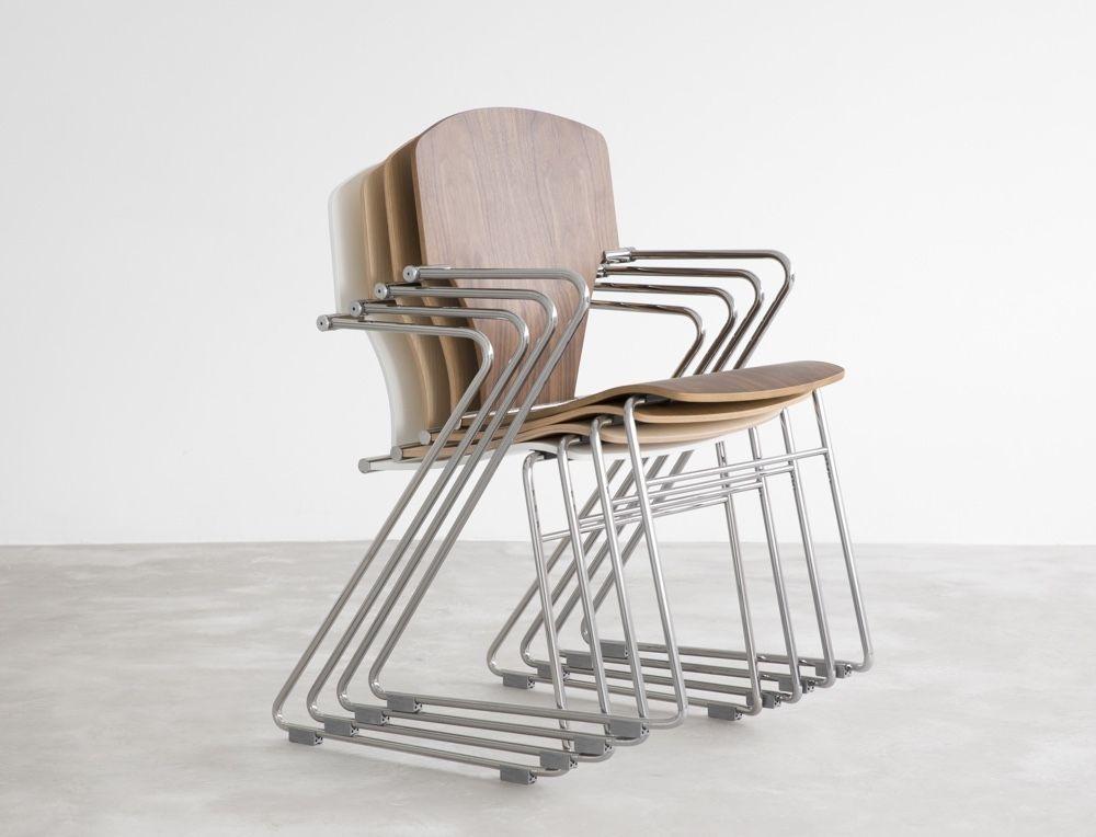 STUA Egoa Chair stacked up
