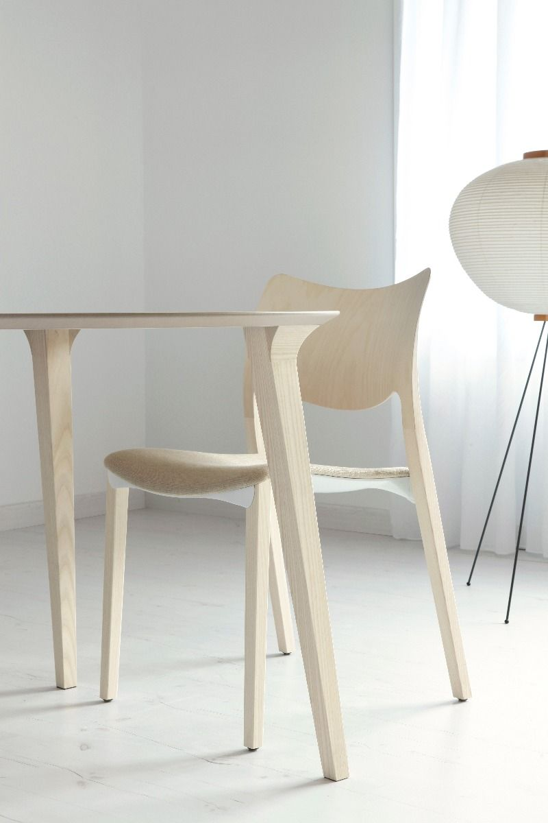 STUA Laclasica Chair in natural ash