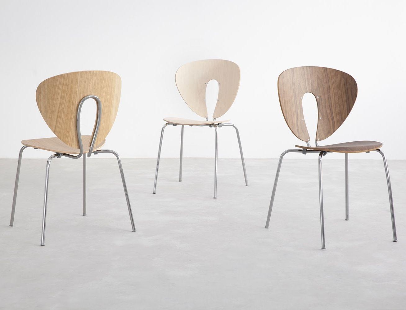 STUA Globus Wood Chair selection