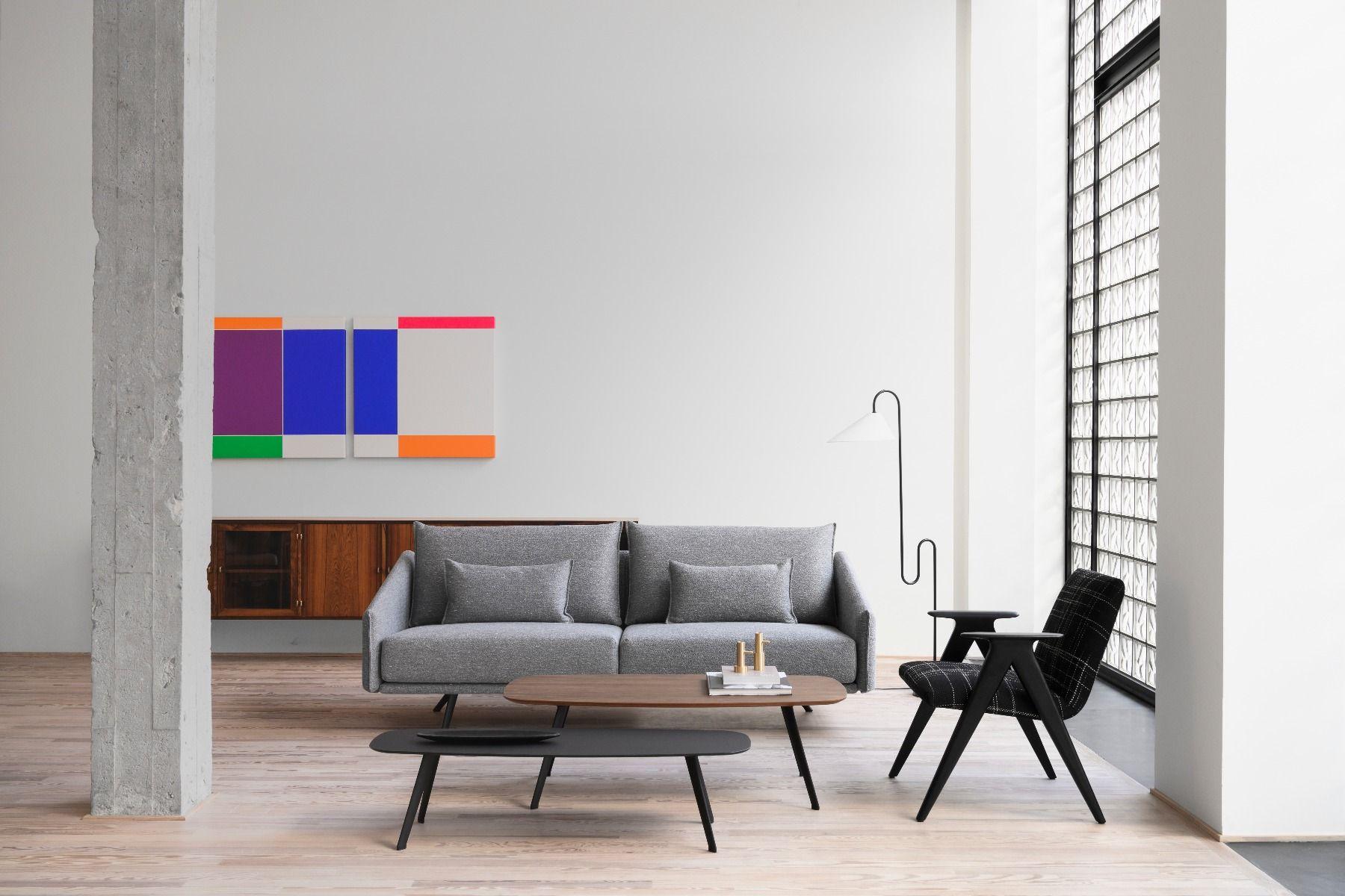 Stua Solapa Coffee Table-Fenix with costura sofa and libera chair