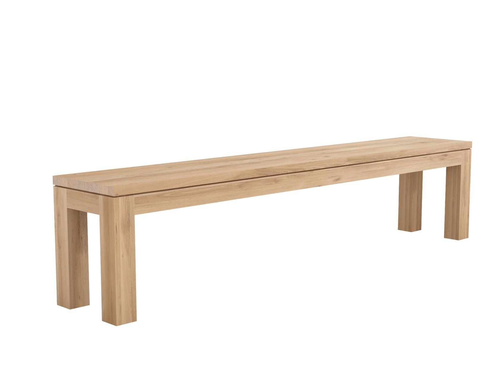 Ethnicraft Straight Bench