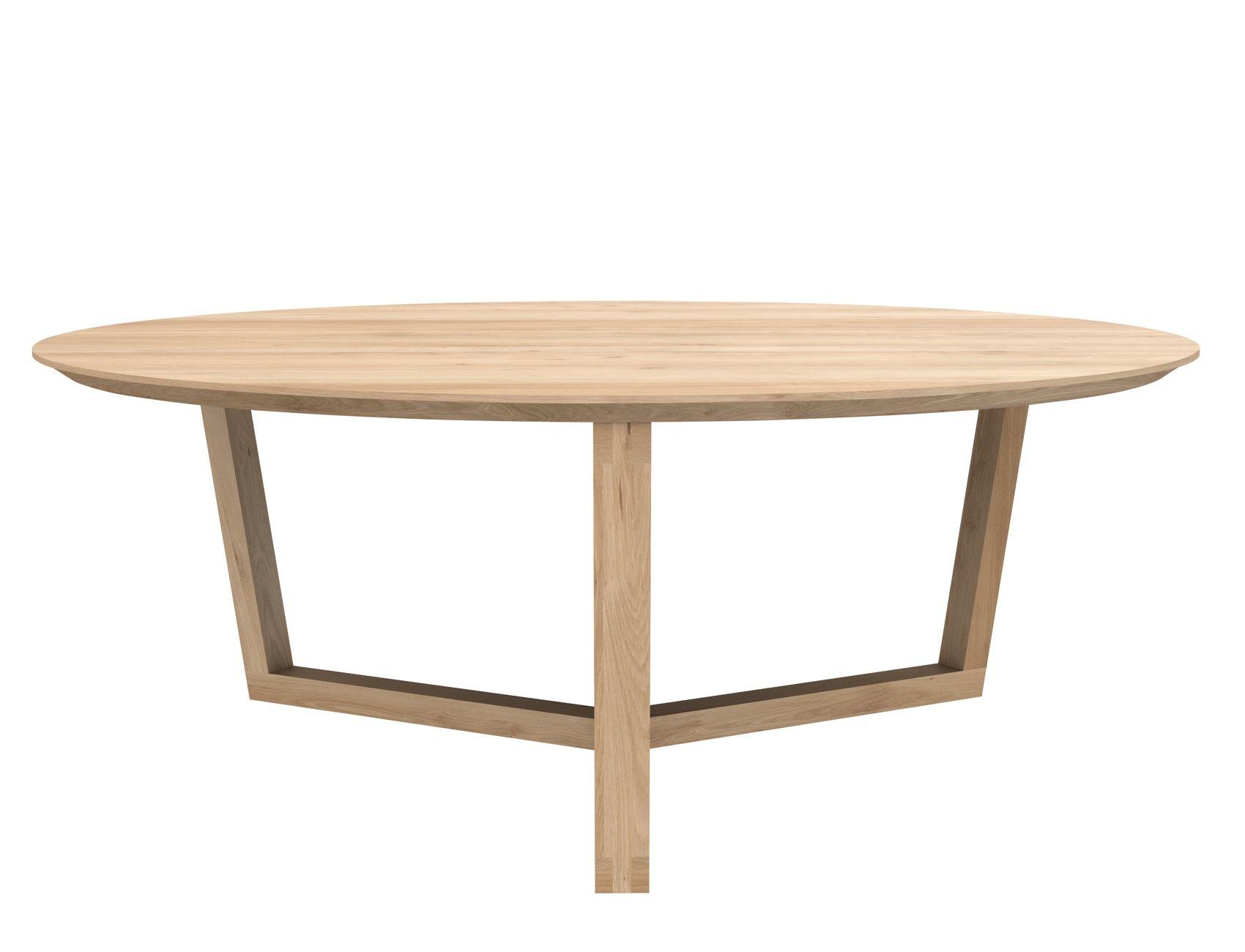 Ethnicraft Tripod Coffee Table