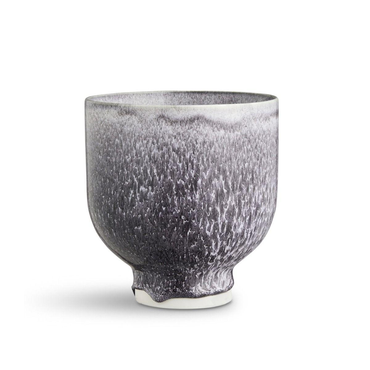 kahler unico flower pot
