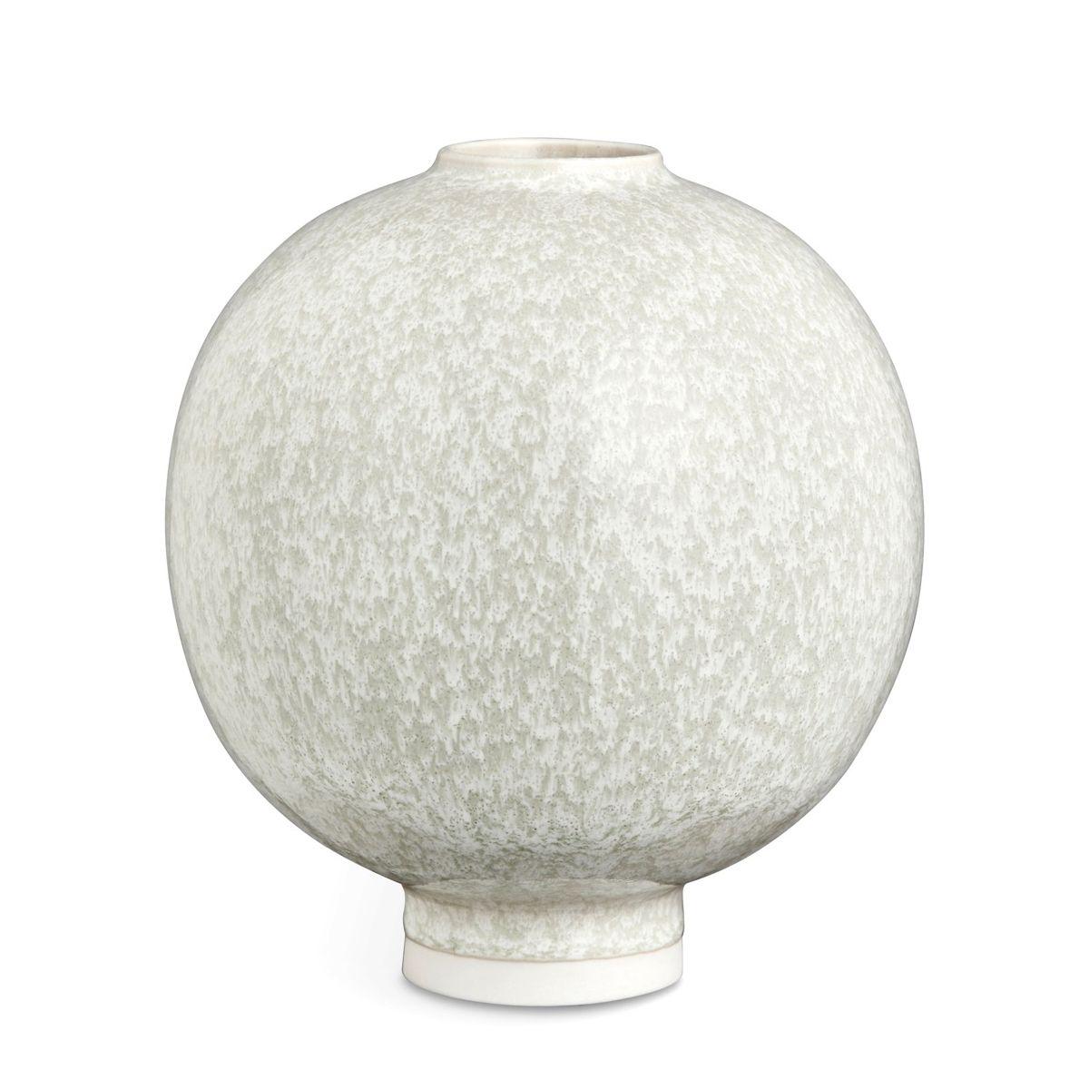 Kahler Unico Vase Large green