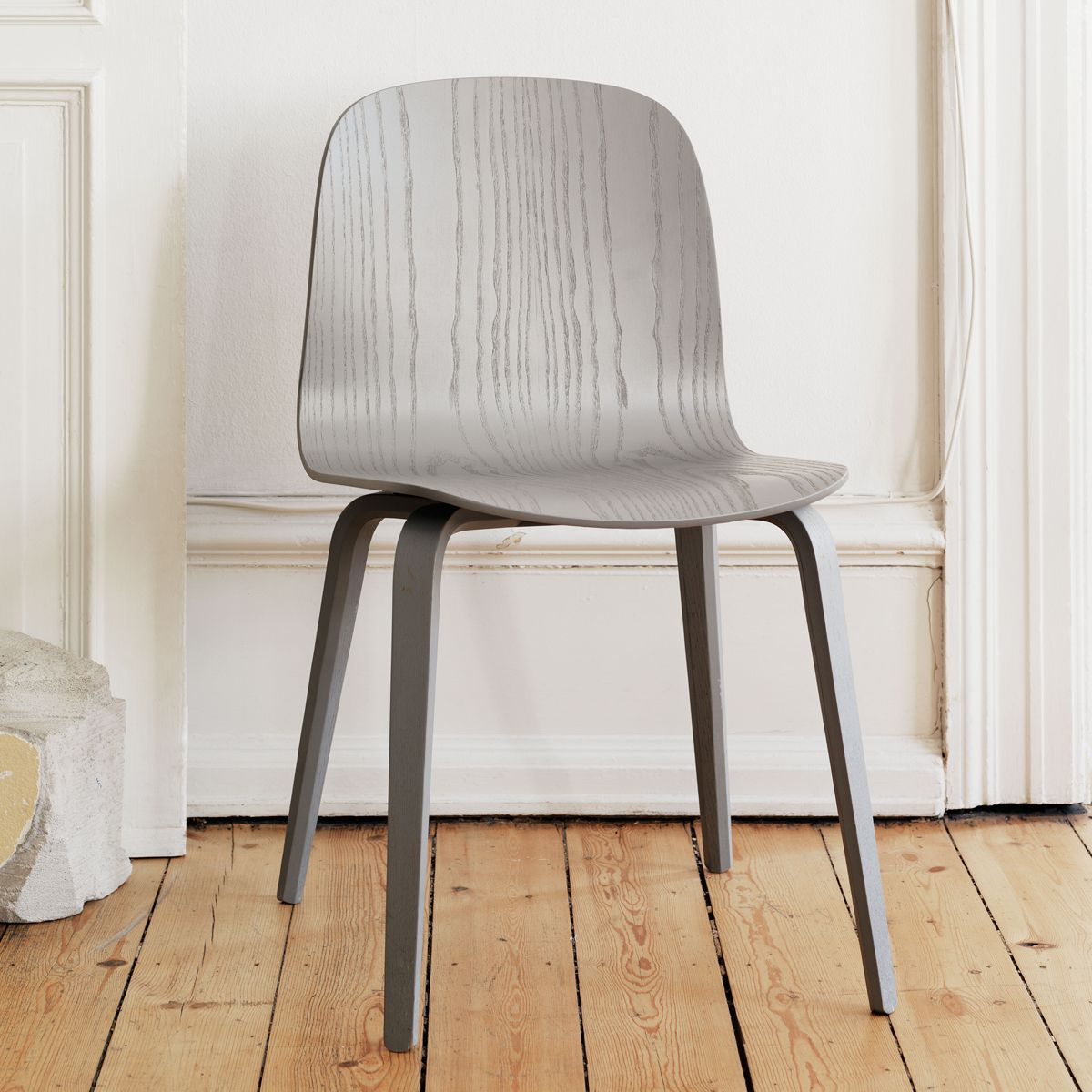Muuto Visu Chair Wooden Base