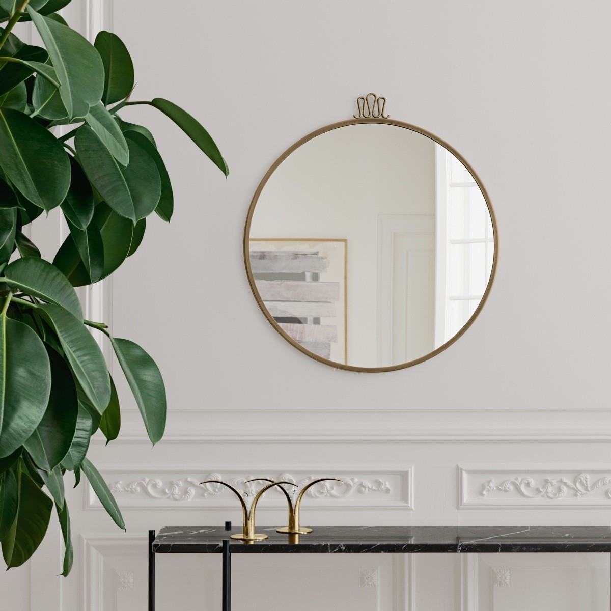 Time To Reflect - Gubi Mirrors
