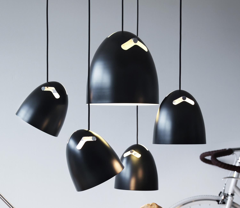 Daroe Bell Pluss Pendant Light