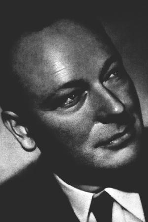 Jacques Adnet Portrait