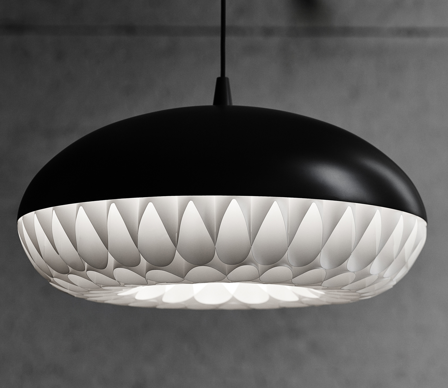 Light Years Aeon Rocket Pendant Light
