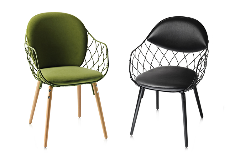 Magis Pina Chair by Jaime Hayon