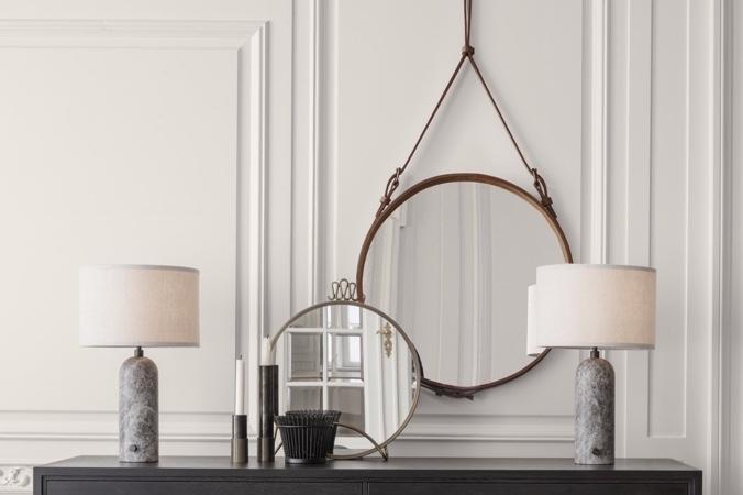 Gubi Adnet Mirror - Gubi Randaccio Wall Mirror