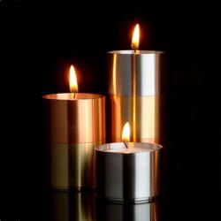 Architect Made trespas candle holders