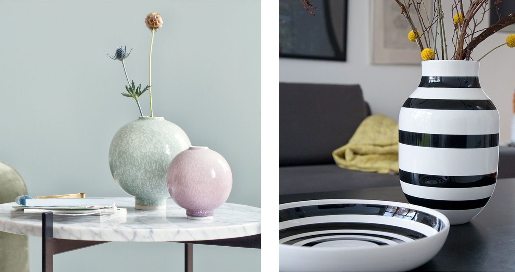 Style Your Coffee Table - Vase- Kahler