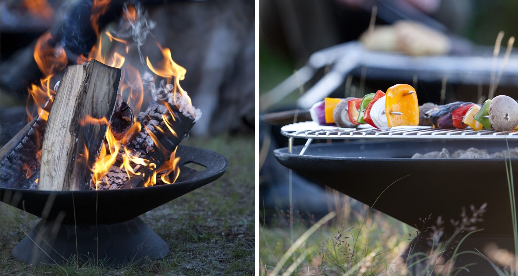 Skagerak Helios Fire Bowl and Grill