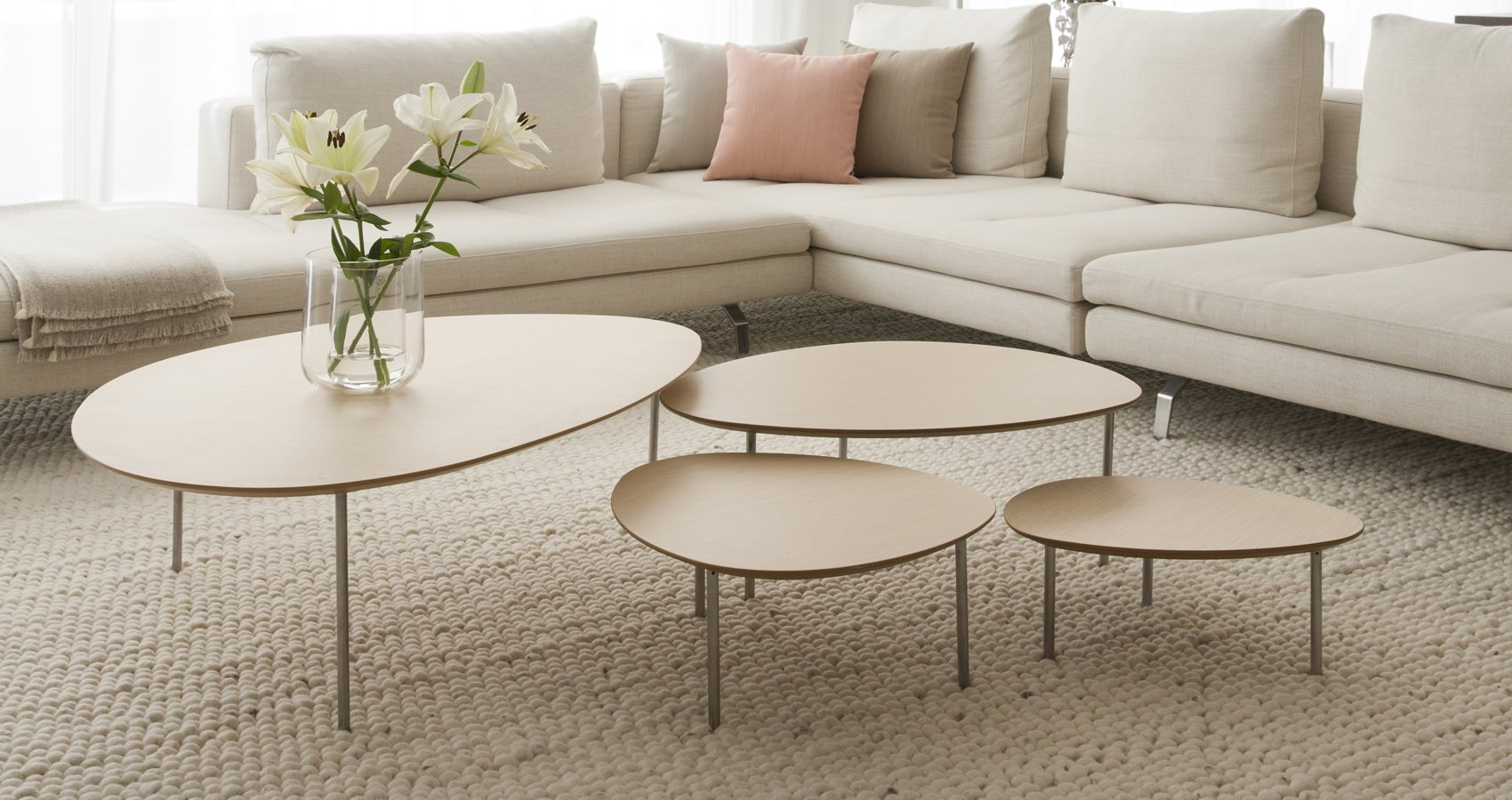 STUA Eclipse Coffee Table