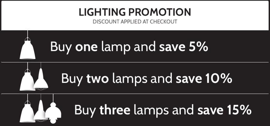 Lighting Promotion
