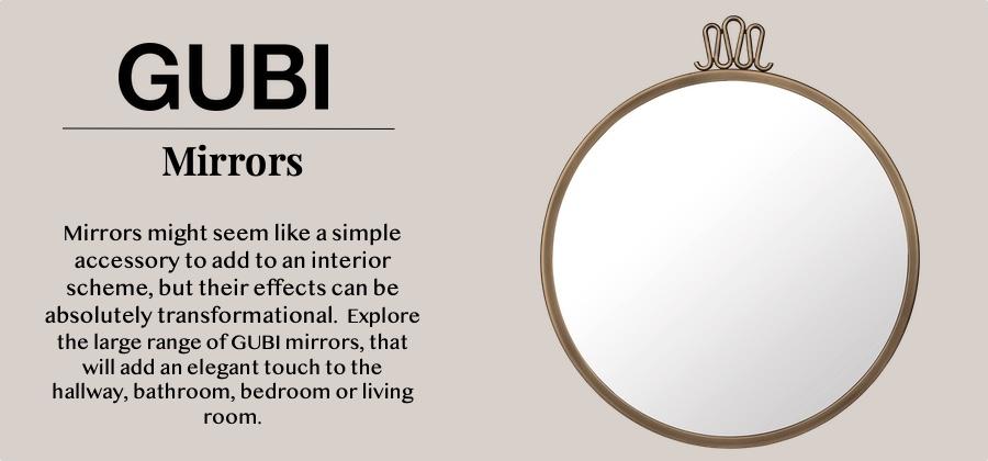 Gubi Mirrors
