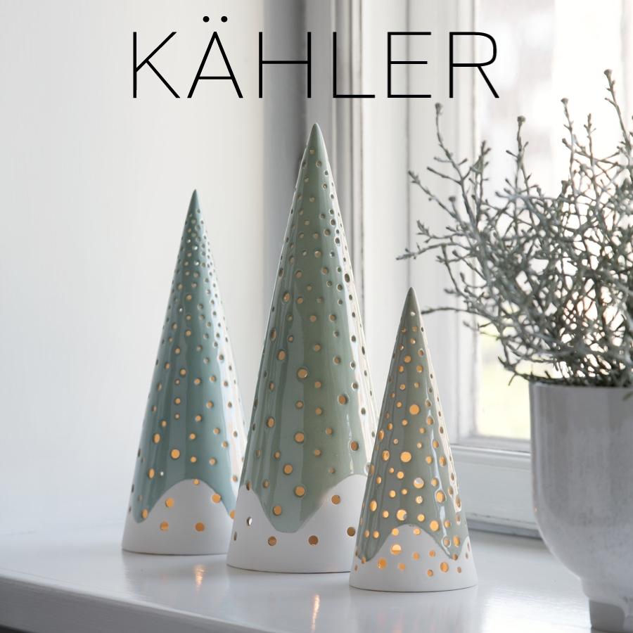 Kahler Noblli Candle Holder