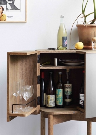 Northern Loud Drinks Cabinet