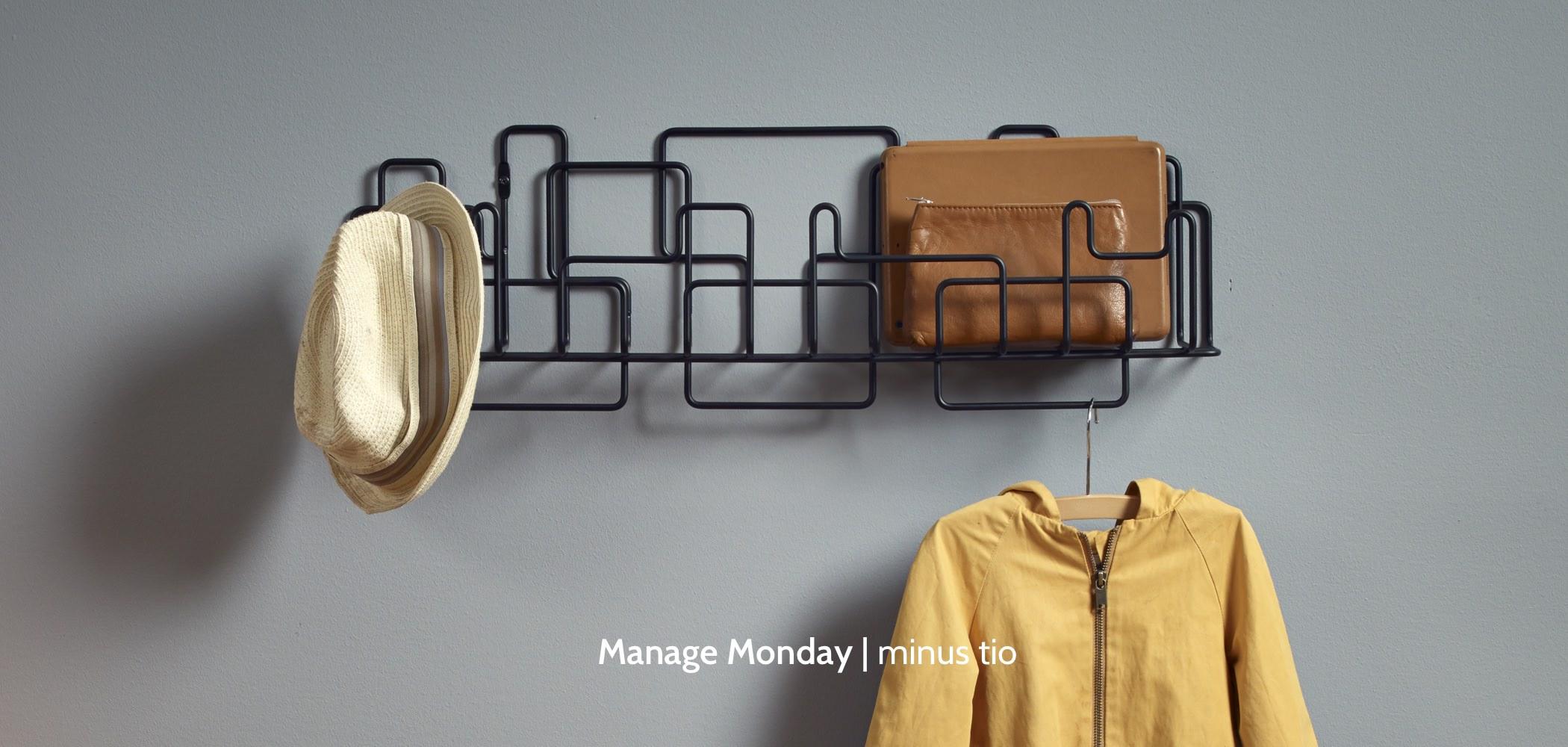 Minus tio Manage Monday