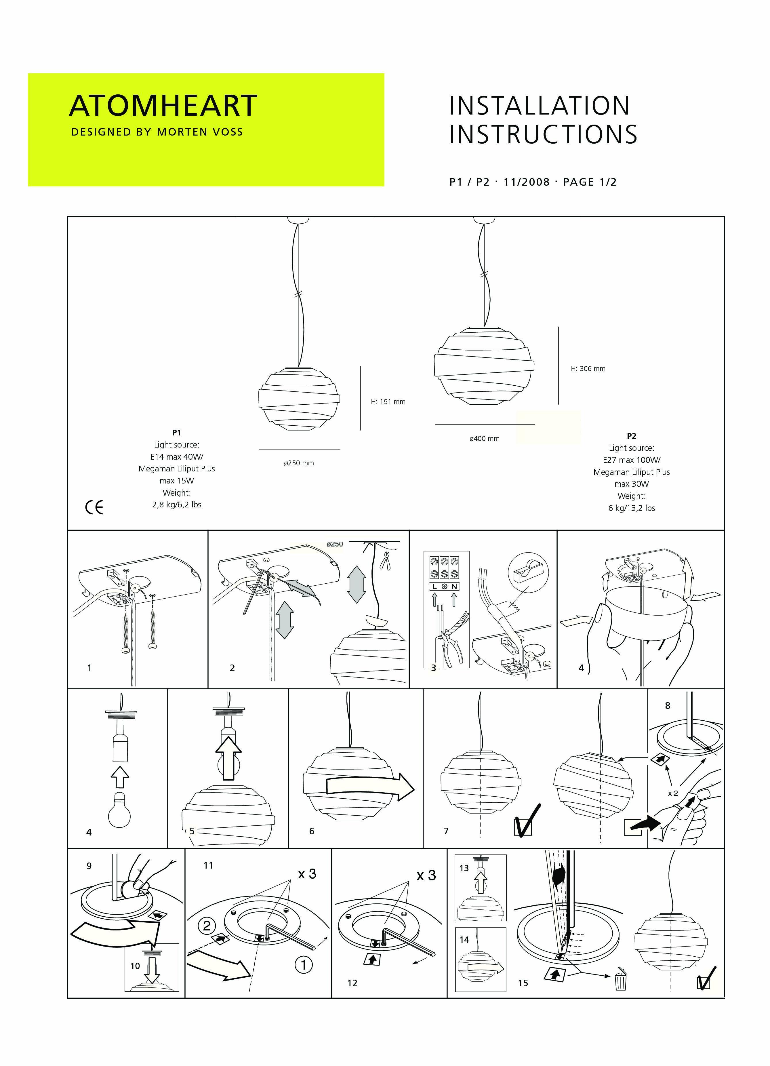 Pendant light installation light shop light ideas installation instructions audiocablefo light years atomheart pendant light funktion alley aloadofball Images