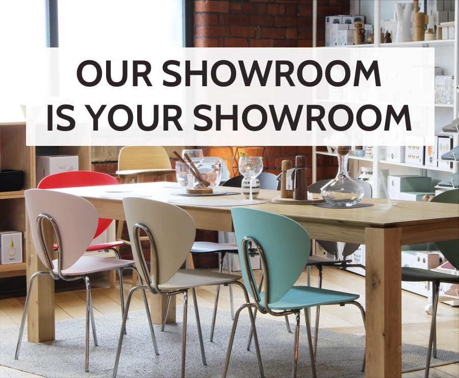 Our your showroom